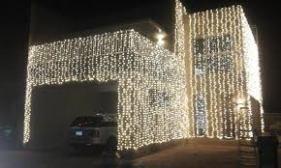 Wedding Villa Decore Lighting Rental in UAE