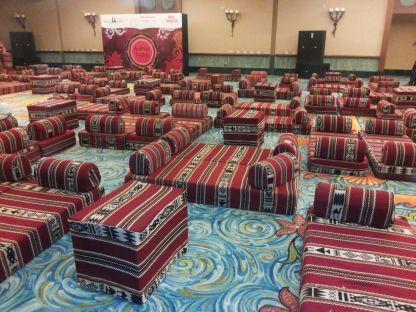 Arabic Majlis Seating Rental