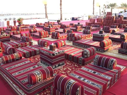 VIP Arabic Majlis Rental